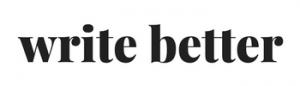 write-better-logo